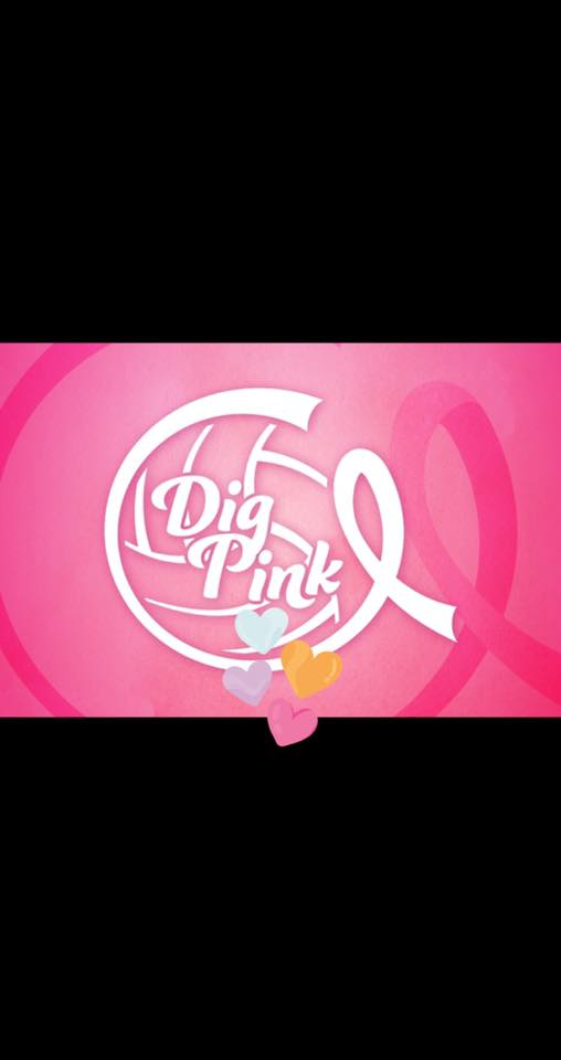 DIG PINK Volleyball Tournament – Saturday, June 12th, 2021