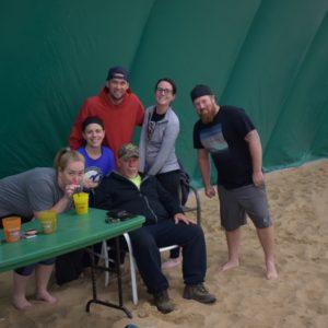 Volleyball Beach Winter Digs 2017 3