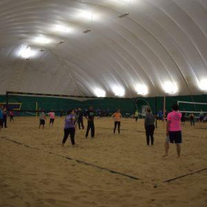 Volleyball Beach Winter Digs 2017 10