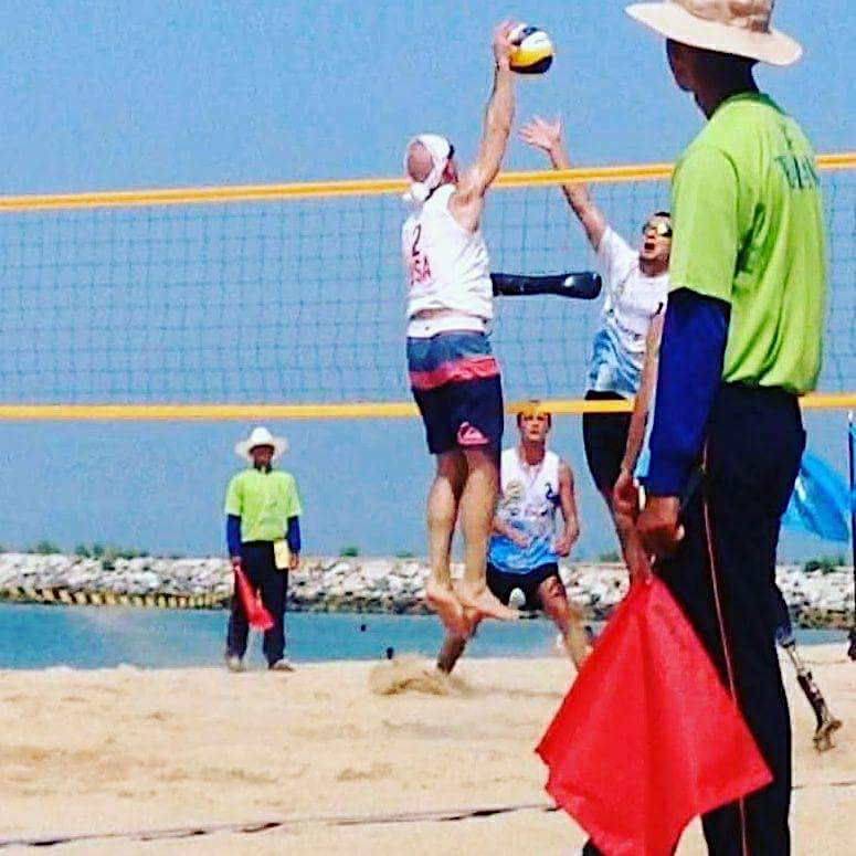 Volleyball Beach Spotlight: Dave Newkirk