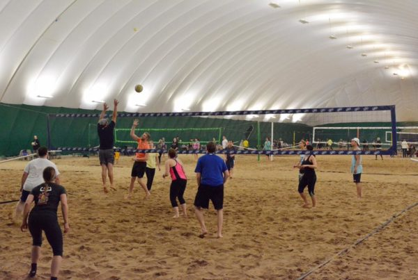 volleyball beach kansas city s best beach volleyball